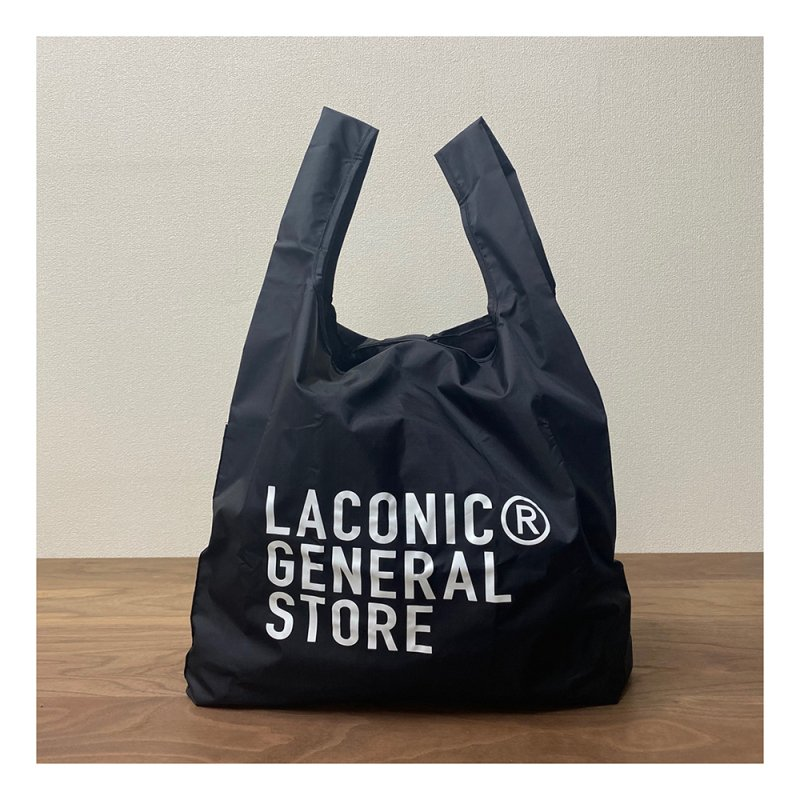 【GENERAL STORE限定】POCKETABLE SHOPPING BAG【LY01】