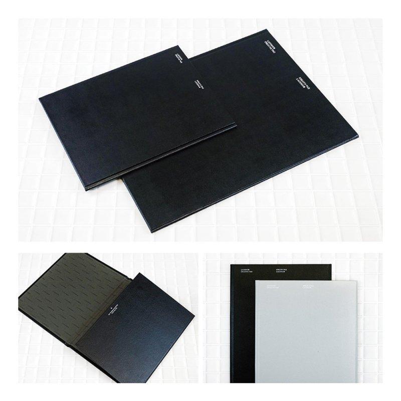 A4 CREATIVE PAD【ブラック】LEQ05-220BK