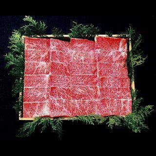 【桐箱入り】最高級宮崎牛プレミアム肩ロース焼肉用(450g)