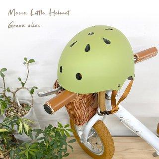 【オリーブ】キッズ用 ヘルメット 自転車用 キッズバイク用 52cm-58cm