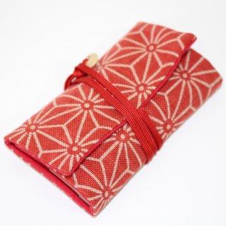 裁縫セット (赤菱)