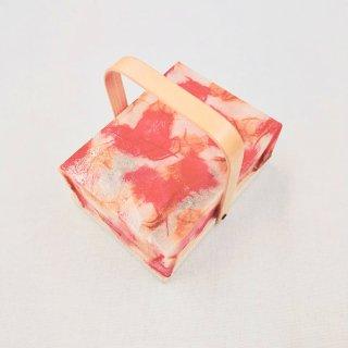 和紙箱の裁縫セット(キンギョ)