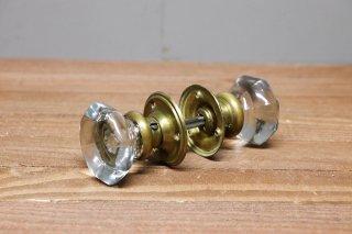 Glass Door Knob Set