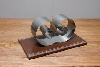 Coil Book Stand