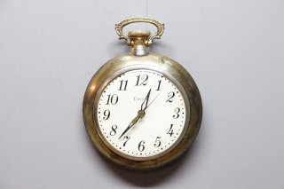 Pocket watch Design Wall Clock