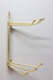 6-Arm Wall Swing Towel Hanger