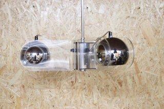 Adjustable 3-Bulb Lamp