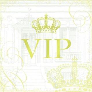 ペーパーナプキン(33)ppd:(5枚)VIP gold-PP279