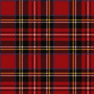 ペーパーナプキン(33)AMB:(5枚)Scottish Red-AM271