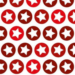 ペーパーナプキン(33)AMB:(5枚)シャイニングスター レッド-AM272