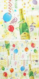 ペーパーナプキン(33)Daisy:(5枚)パーティー-DA77