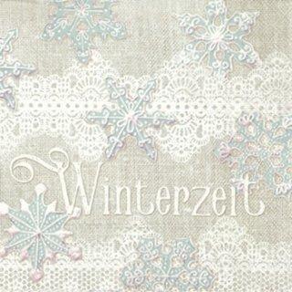 ペーパーナプキン(33)IHR:(5枚)WINTERZEIT-IH353