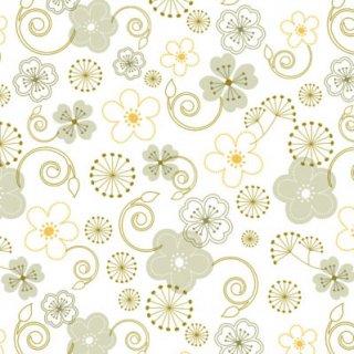 ペーパーナプキン(33)Maki:(5枚)Blumenmuster-MA61
