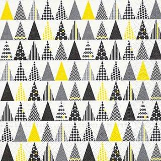 ペーパーナプキン(33)paper:(5枚)Pattern trees-PA264