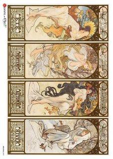 【A3】Paper Designs ライスペーパーNOUVEAU_0005