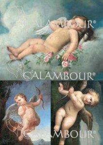 calambour:デコパージュ用ペーパー(ライスペーパー)PAU-17