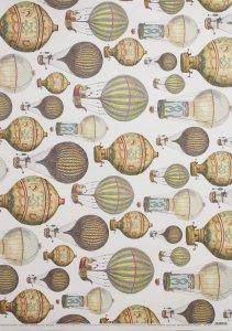TASSOTTI(タソッティ):ラッピングペーパーMONGOLFIERE-1725