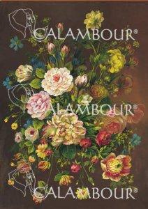 calambour:デコパージュ用ペーパー(デコパージュペーパー)FIAM_EASY-18