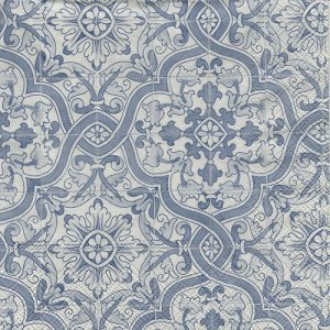 ペーパーナプキン(33)IHR:(5枚)GIULIA blue-IH425