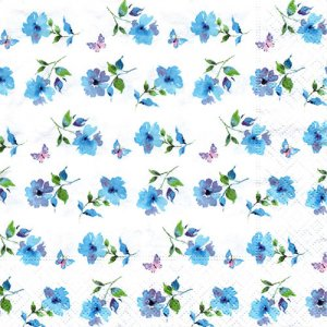 ペーパーナプキン(33)paper:(5枚)Florets-PA308