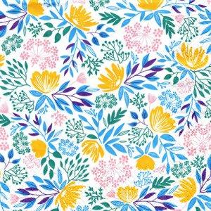 ペーパーナプキン(33)home:(5枚)Floral Pattern rich-HO230