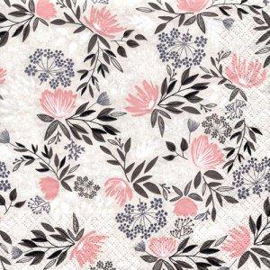 ペーパーナプキン(33)home:(5枚)Floral Pattern bohemian-HO231