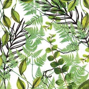 ペーパーナプキン(33)ppd:(5枚)Botanique-PP359
