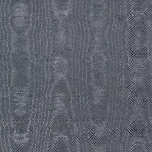 ペーパーナプキン(33)IHR:(5枚)MOIREE gray-IH529