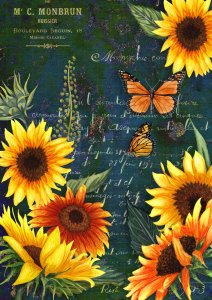 <img class='new_mark_img1' src='https://img.shop-pro.jp/img/new/icons1.gif' style='border:none;display:inline;margin:0px;padding:0px;width:auto;' />【A4】Decoupage Queen ライスペーパーDQRP_0011