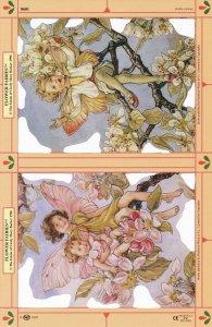 スクラップシート:花の妖精(フラワーフェアリー)7