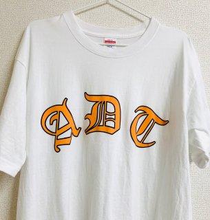 ANTI.D.TRIBE/A.D.T LOGO Tシャツ
