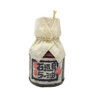 辺銀食堂の石垣島ラー油(激辛)