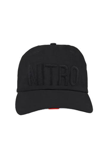 CLASSIC BRAND LOGO CAP BLACK