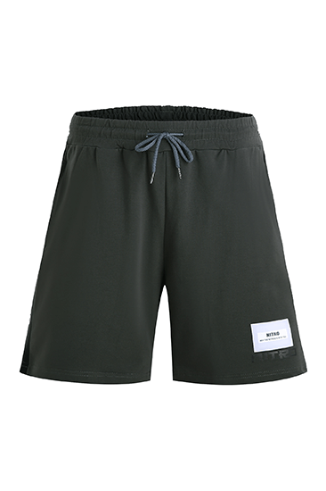 Game of Nitrogen Half Shorts Dark Gray