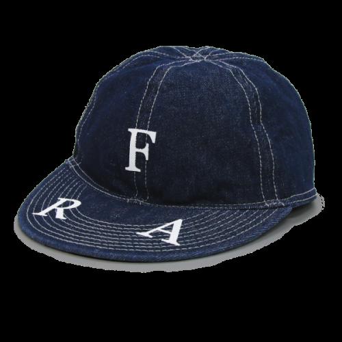 FRA 18 DENIM CAP