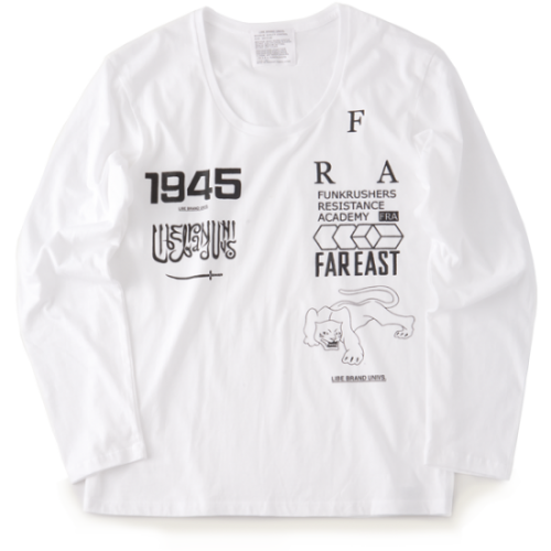 FRA U-NECK LONG SLEEVE