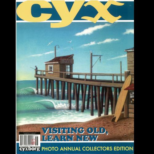 cyxborg magazine (2014 spring)