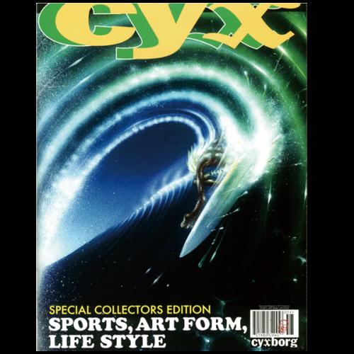 cyxborg magazine (2014 summer)