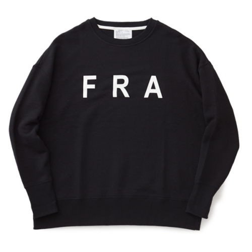 FRA CREW NECK SWEAT