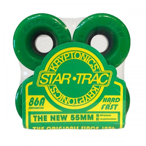 KRYPTONICS / STAR TRAC 55mm 86A (GREEN)