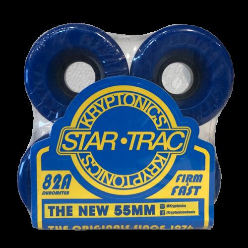 KRYPTONICS / STAR TRAC 55mm 82A (BLUE)