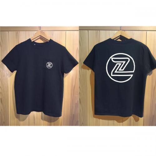 Z-FLEX JAPAN 限定 Z-FLEX USA MADE POCKET T-Shirt / BLACK