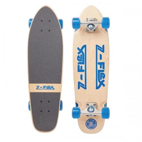 Z-FLEX 27inch RETRO CLASSIC BLUE