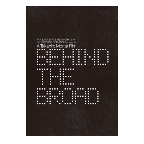 REVIVAL DVD /  6th 「BEHIND THE BROAD」
