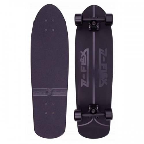 Z-FLEX 30inch COMPLETE  SHADOW LURKER SHOREBREAK BLACK