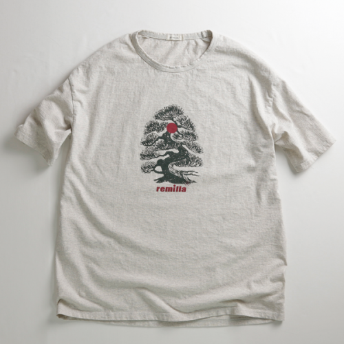 REMILLA / BONSAI TEE