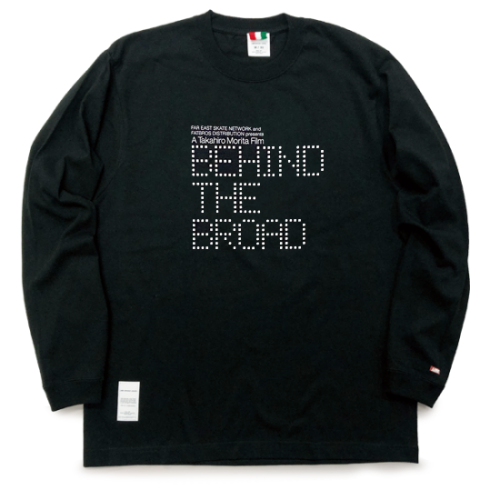 BEHIND THE BROAD LONG SLEEVE T-SHIRTS