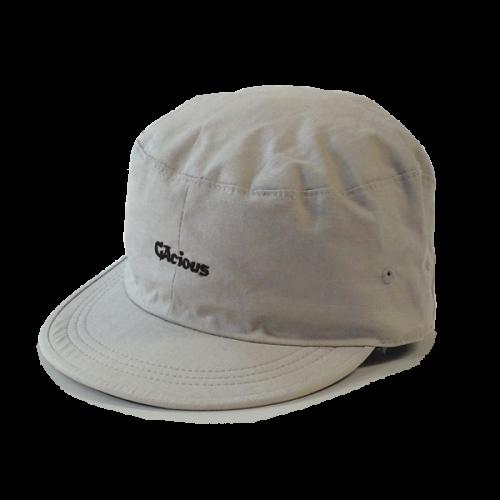 Gacious / RIPSTOP ARMY CAP / GREY