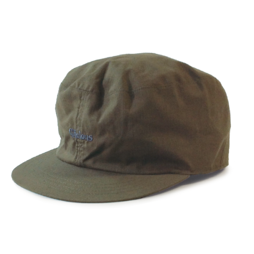 Gacious / RIPSTOP ARMY CAP / OLIVE