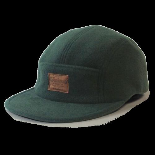 Gacious / FLEECE JET CAP / MOSGREEN